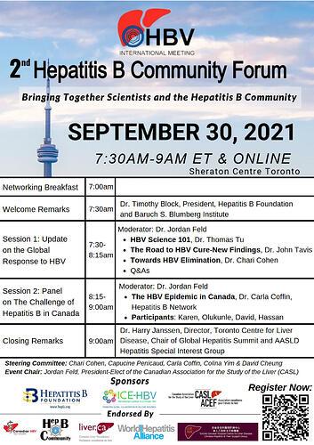 HBV Public Forum 2021